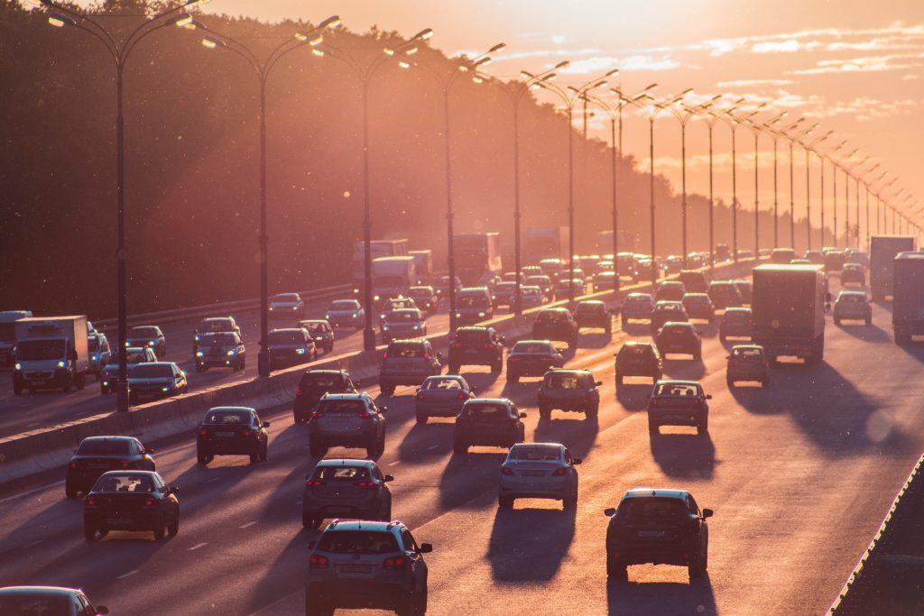 ruch drogowy