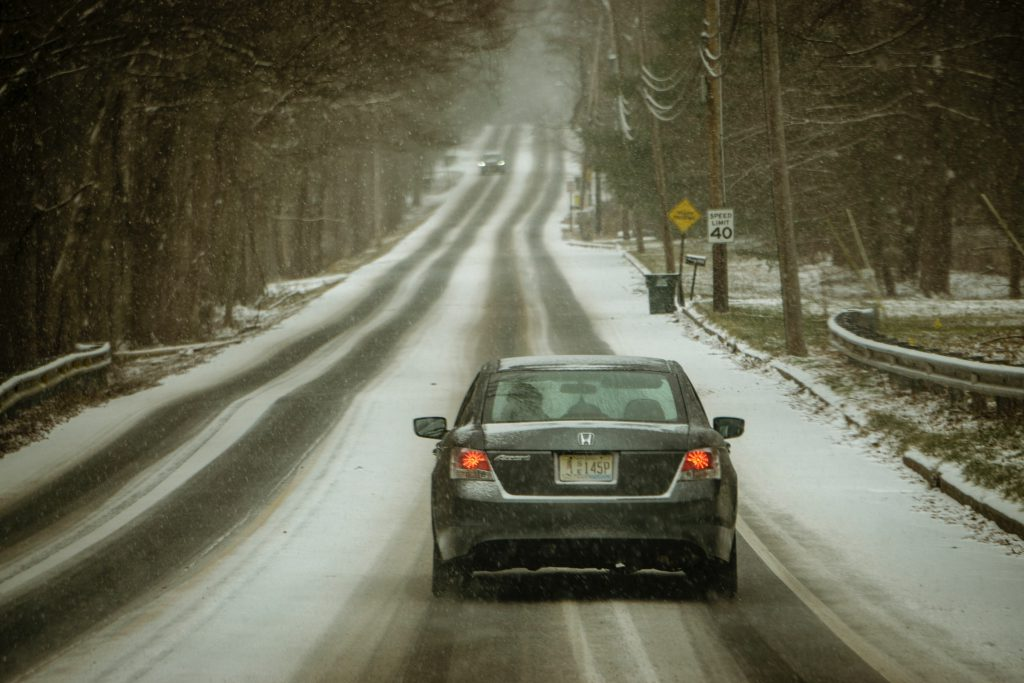 Wpływ transportu drogowego na środowisko