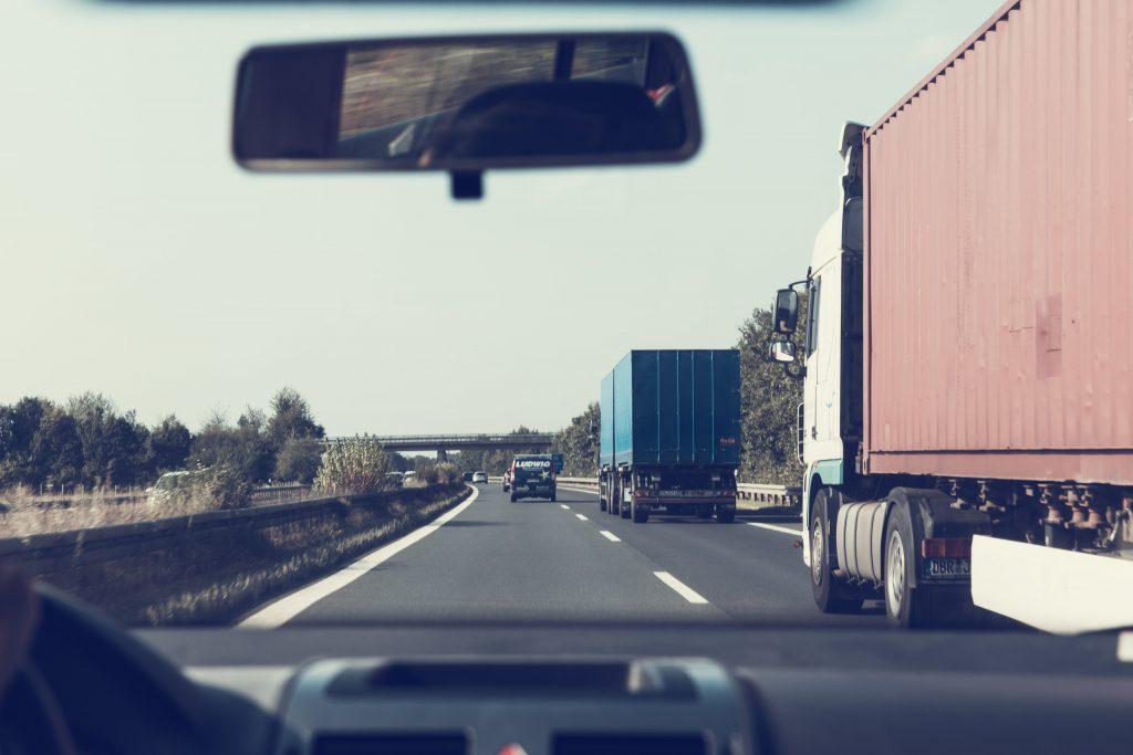 Firmy transportowe - wymagania dotyczące wirusa we Francji.