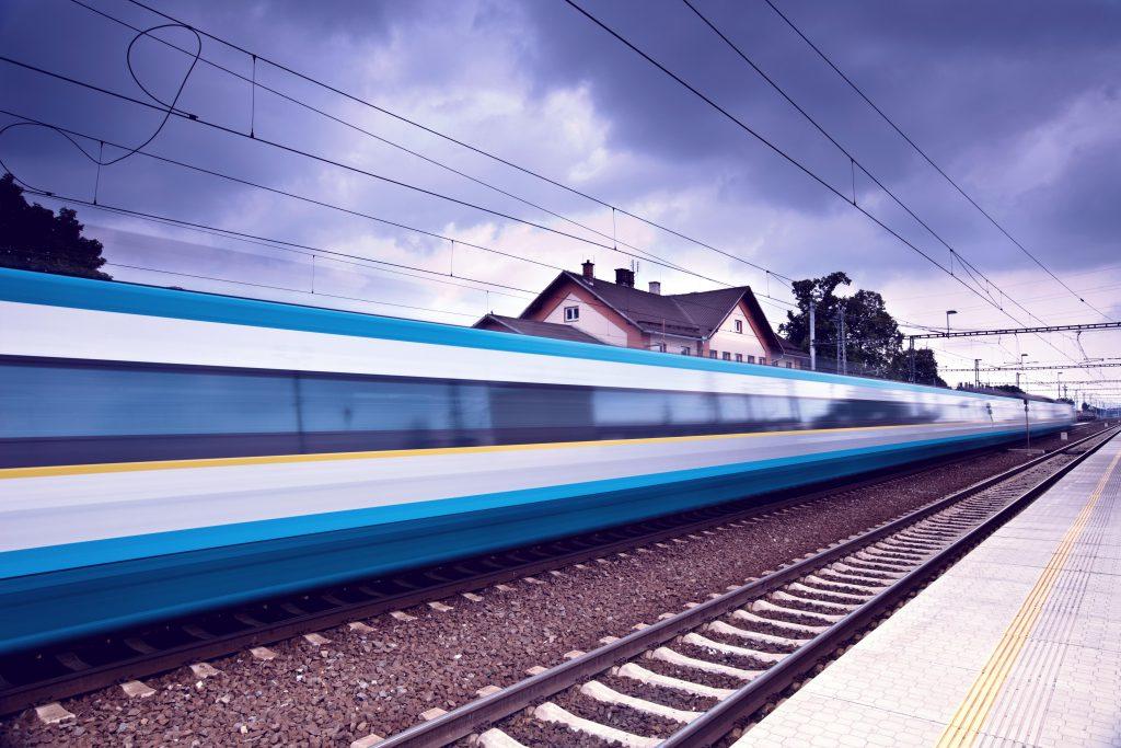 Kolej – najcięższy transport intermodalny w Polsce